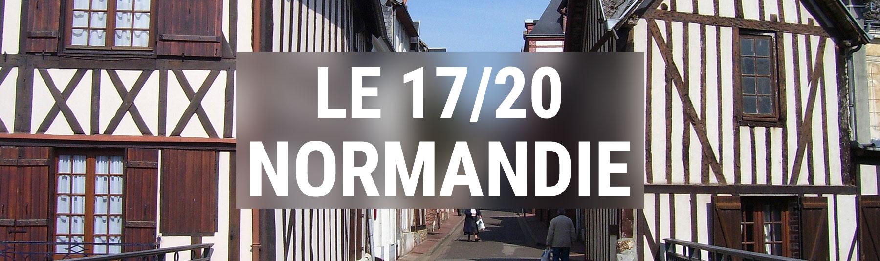 Le 17/20 Normandie