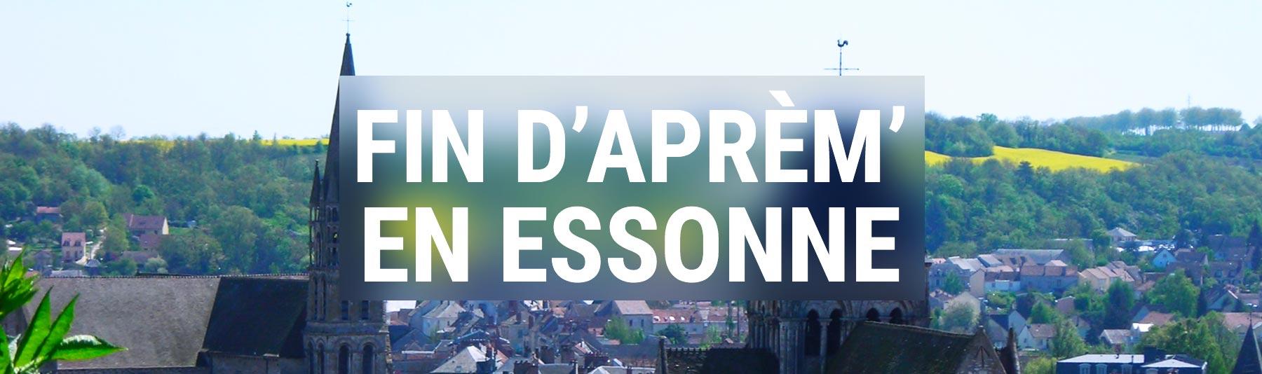 Fin d'Aprem' en Essonne