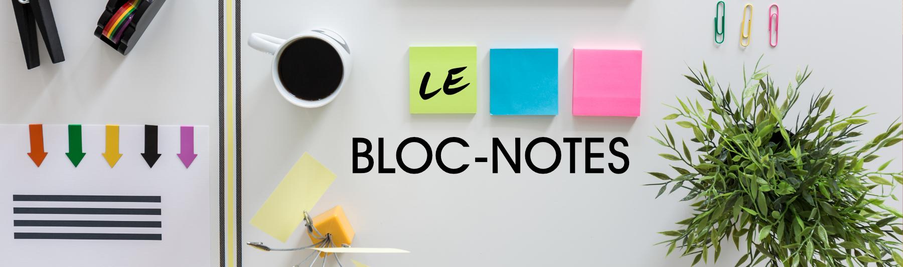 Bloc-Notes Yvelines