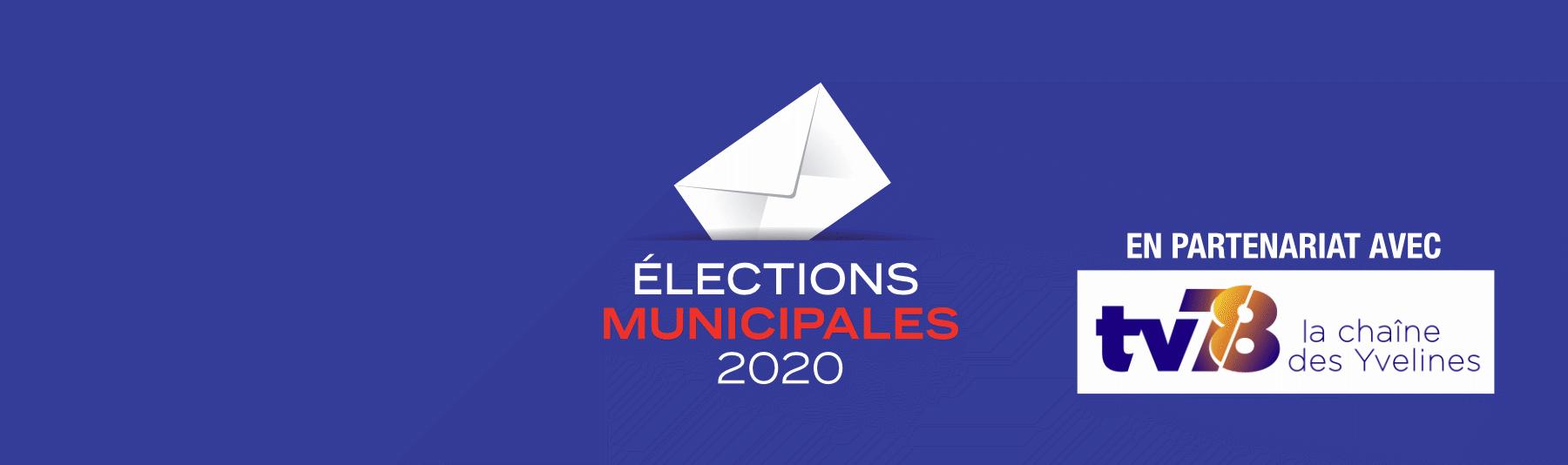 MUNICIPALES 2020 YVELINES