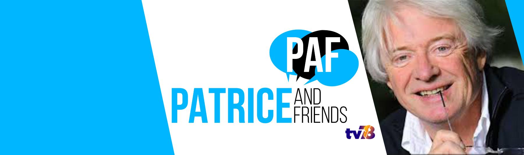 PAF - Patrice Carmouze and friends